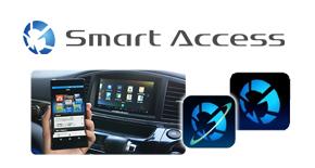 Smart Access】快適・安心・便利...