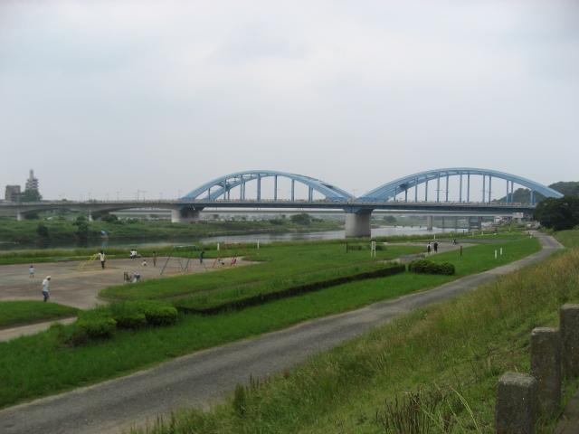 多摩川丸子橋 Smart Access